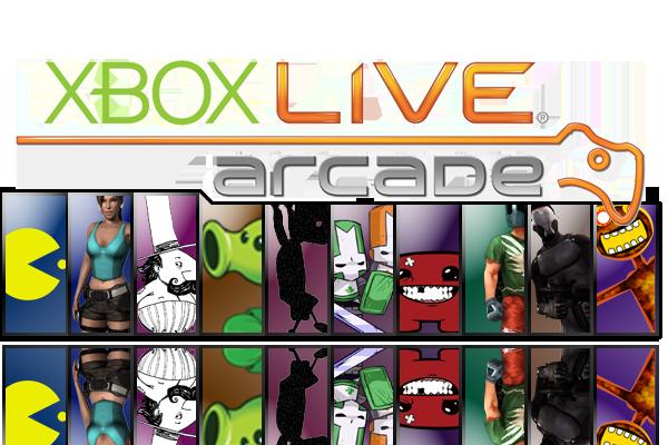xbox live arcade titles